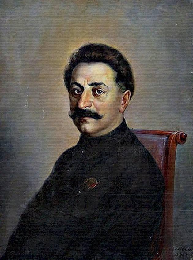 Орджоникидзе – легендарная личность начала советской эпохи