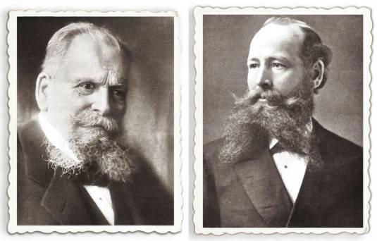 Маузер, Вильгельм и Пауль
