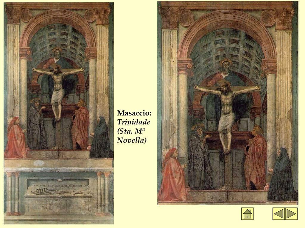 Мазаччо: картины, фрески, биография художника