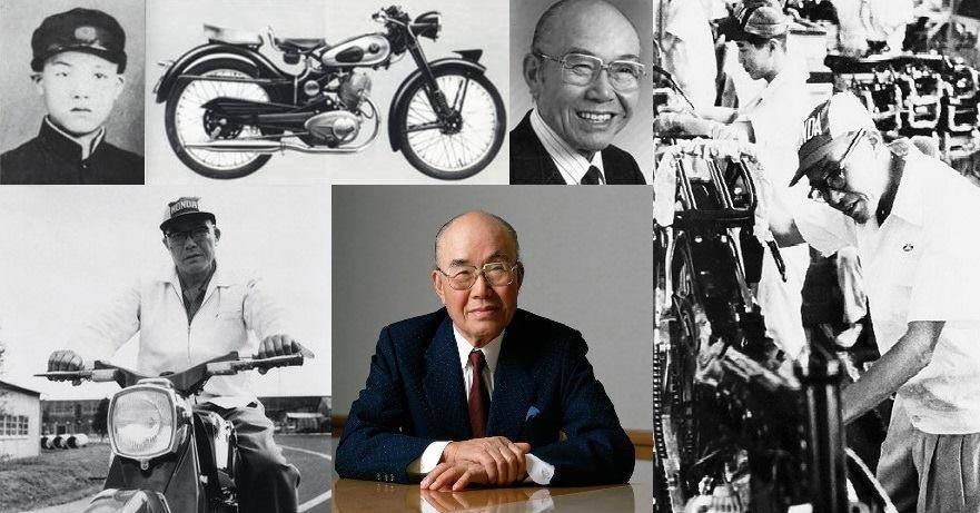Соитиро хонда, основатель компании honda, ныне honda motor corporation: биография, интересные факты