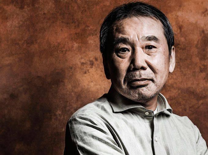 Мураками, харуки — википедия