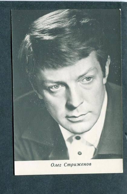 Олег стриженов - биография, информация, личная жизнь, фото, видео