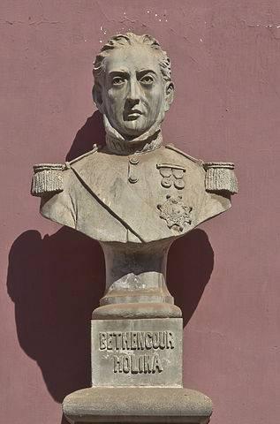 Августин бетанкур биография: августин бетанкур биография | медицинский справочник