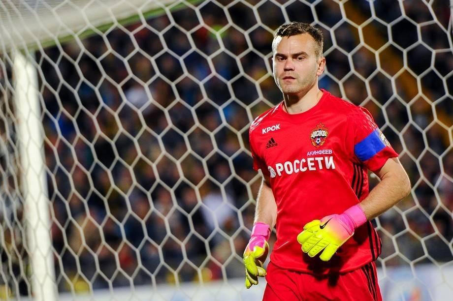 Игорь акинфеев, футболист: биография, личная жизнь, спортивные достижения
