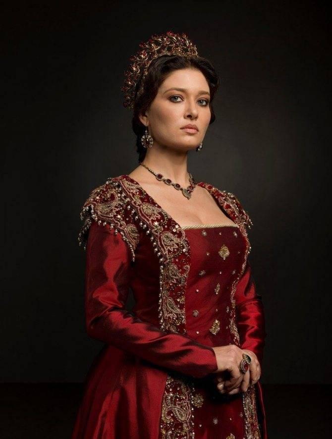 История кесем султан - блестящая жизнь блестящей женщины