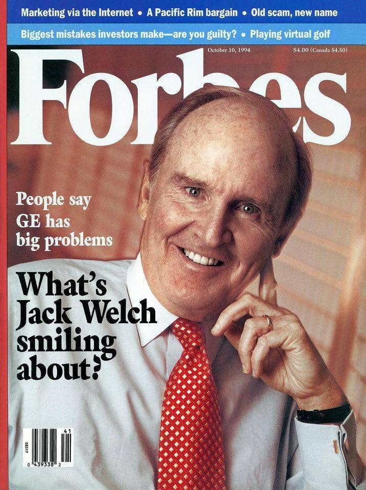 Джек уэлч. 20 великих бизнесменов. люди, опередившие свое время
