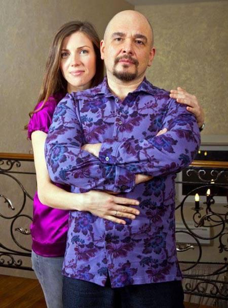 Жена сергея трофимова (трофима) – биография жены, дети и личная жизнь пары