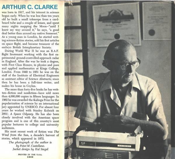 Кларк, артур чарльз — википедия