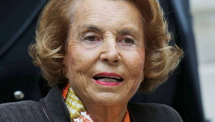Лилиан беттанкур: биография самой богатой женщины франции
