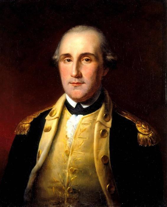 Биография Джорджа Вашингтона