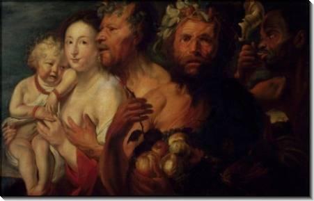 Якоб йорданс: жизнь и творчество художника