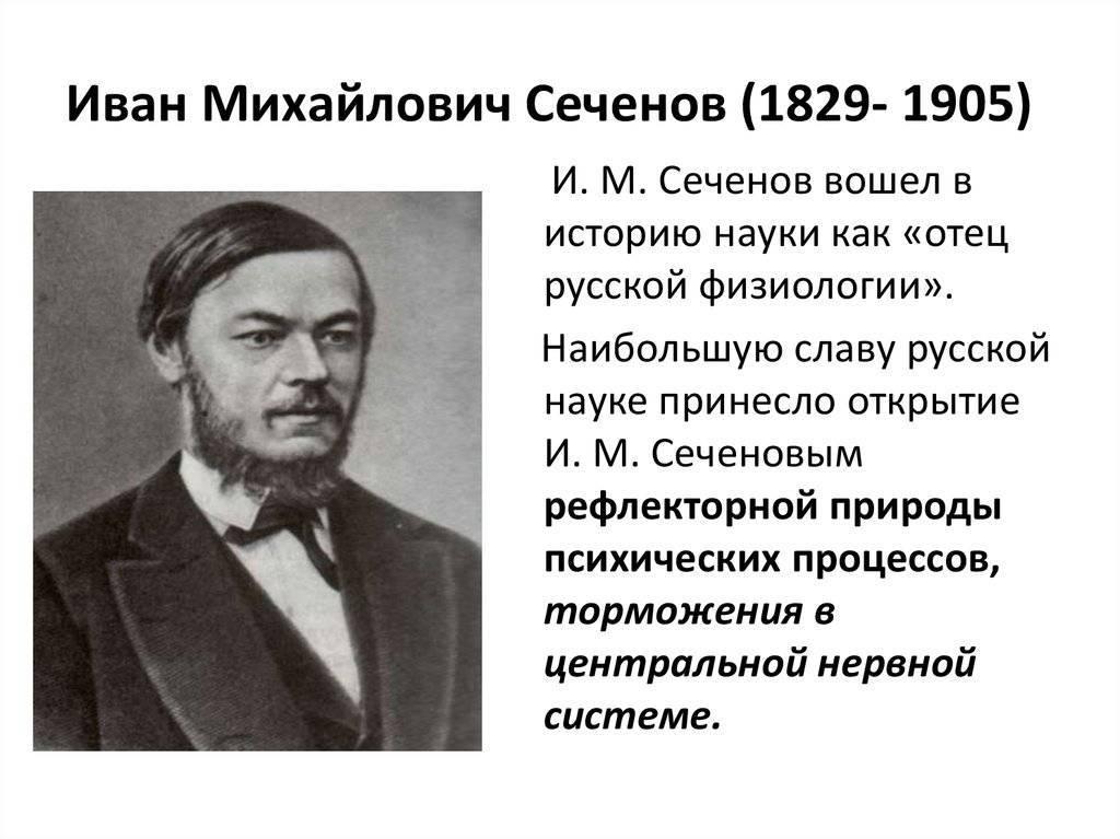 Сеченов, иван михайлович — википедия