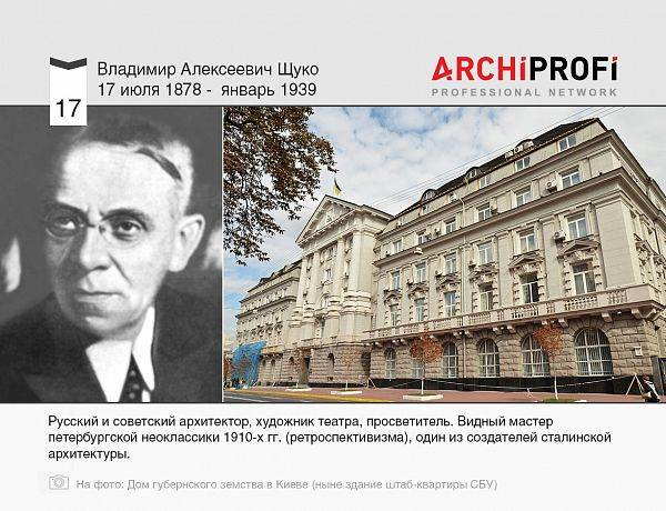 Щуко, владимир алексеевич — википедия