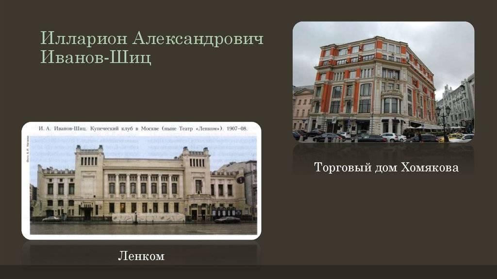 Иванов-шиц, илларион александрович — википедия