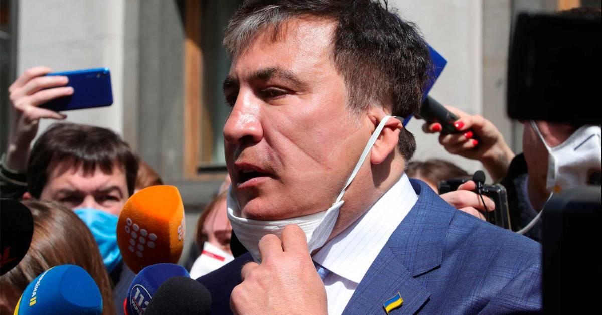 Саакашвили, михаил николозович — досье