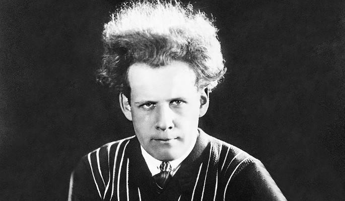 Эйзенштейн сергей биография кратко, творчество режиссера, фото,