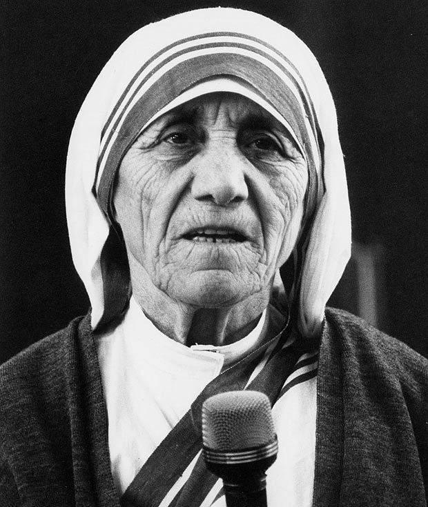 Мать тереза — биография, цитаты, заповеди