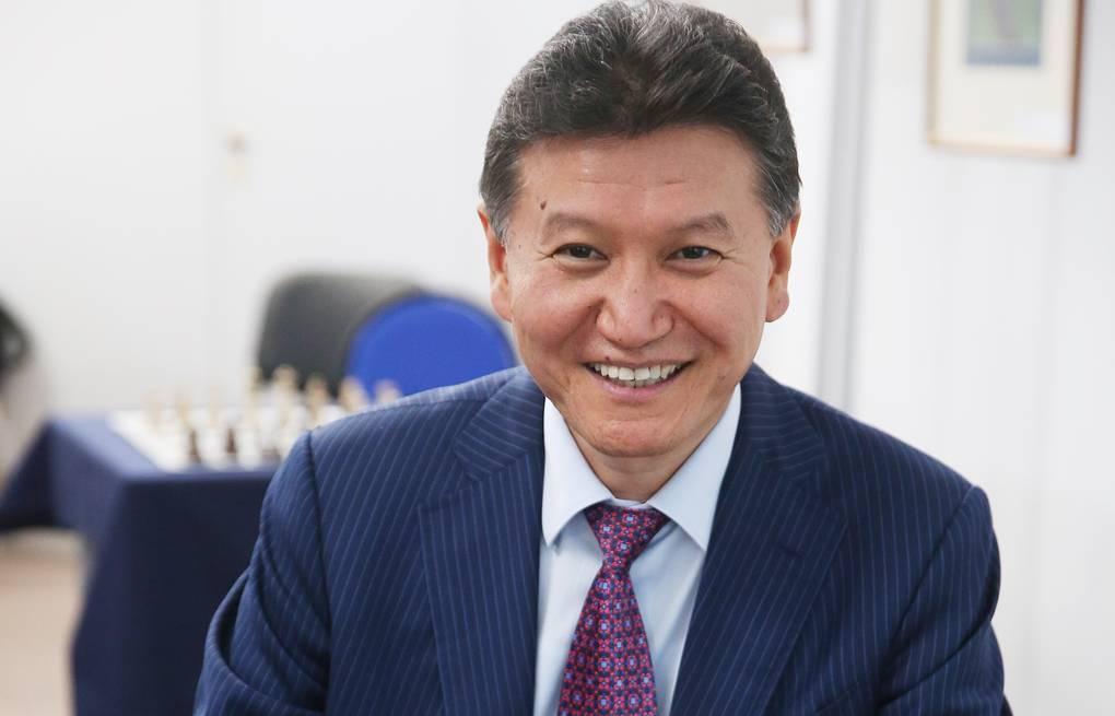 Илюмжинов кирсан николаевич википедия