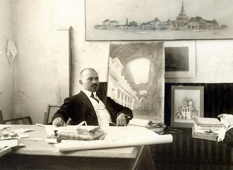 Алексей викторович щусев - вики