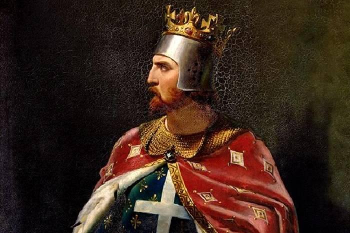 Ричард i львиное сердце — биография английского короля   исторический документ