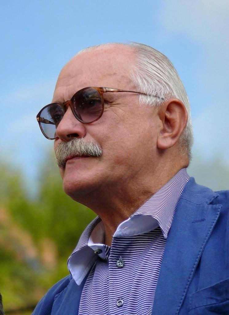 Никита михалков - биография, личная жизнь, фото