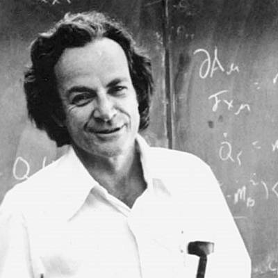 Ричард  фейнман -  биография, список книг, отзывы читателей - readly.ru