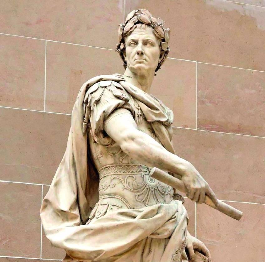 Гай юлий цезарь - биография