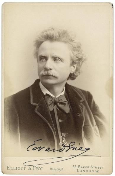 80  интересных фактов о композиторе эдварде григе — общенет