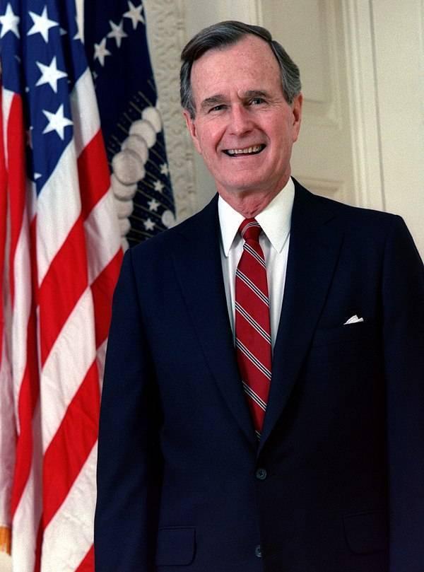 Буш, джордж уокер