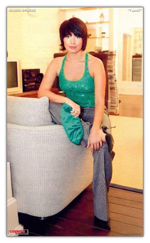 Жанна фриске. биография. фото. личная жизнь