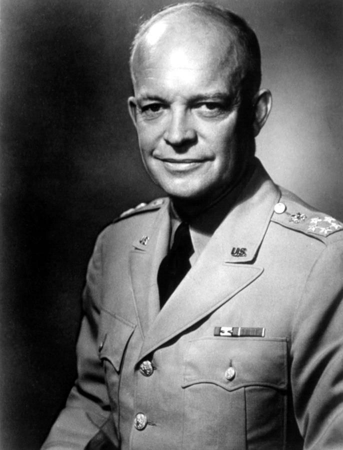 Дуайт эйзенхауэр: от военного до президента