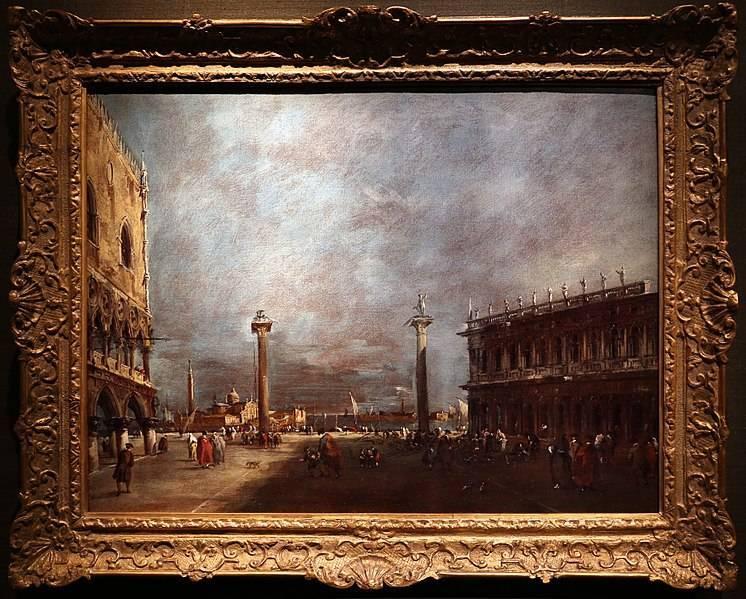 Франческо гварди: жизнь и творчество художника