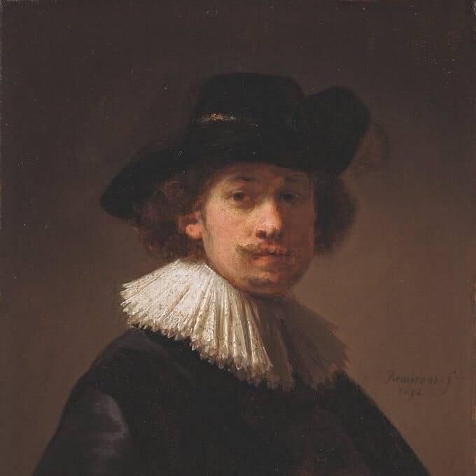 Рембрандт харменс ван рейн. 10 гениев живописи