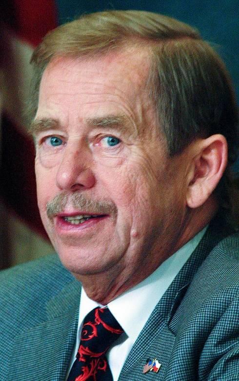 Гавел, вацлав (политик)