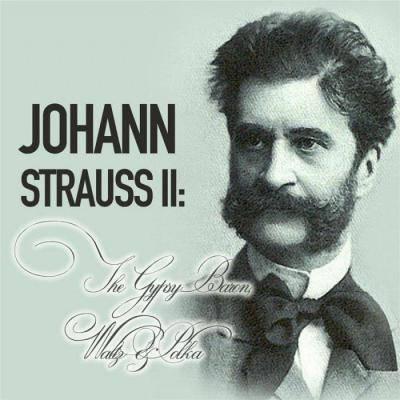 Johann strauss (иоганн штраус): биография композитор - salve music