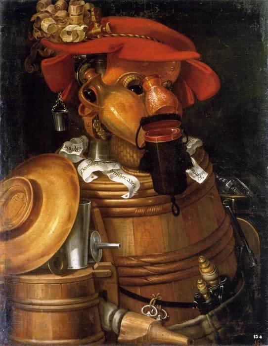 Джузеппе арчимбольдо — биография джузеппе арчимбольдо, самые известные картины-аллегории художника, творчество, автопортрет живописца. вклад джузеппе арчимбольдо в развитие итальянского портретного жанра в изобразительном искусстве