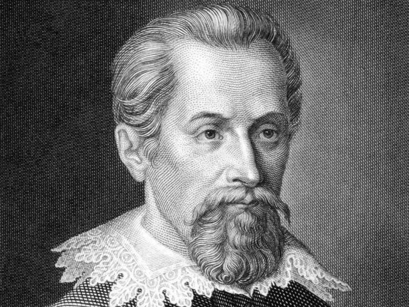 Иоганн кеплер биография астронома кратко