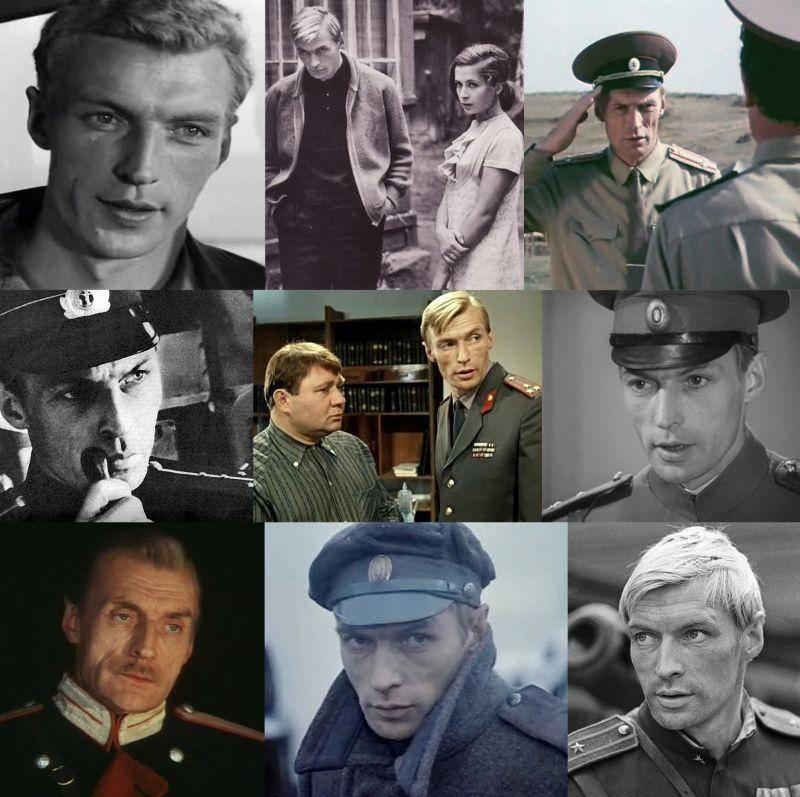 Единственная любовь, яркие роли, загубленная карьера, дети и талантливый внук актера николая олялина
