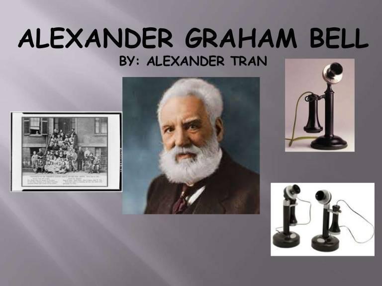 Белл александер. 50 гениев, которые изменили мир