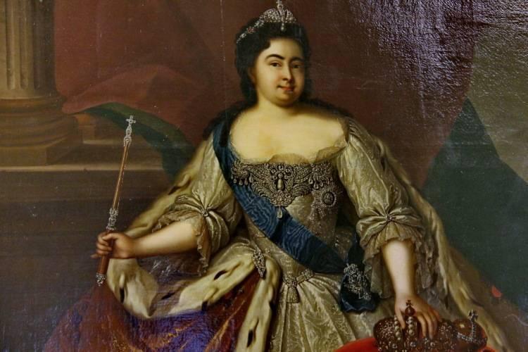Екатерина 1: российская императрица и жена петра первого