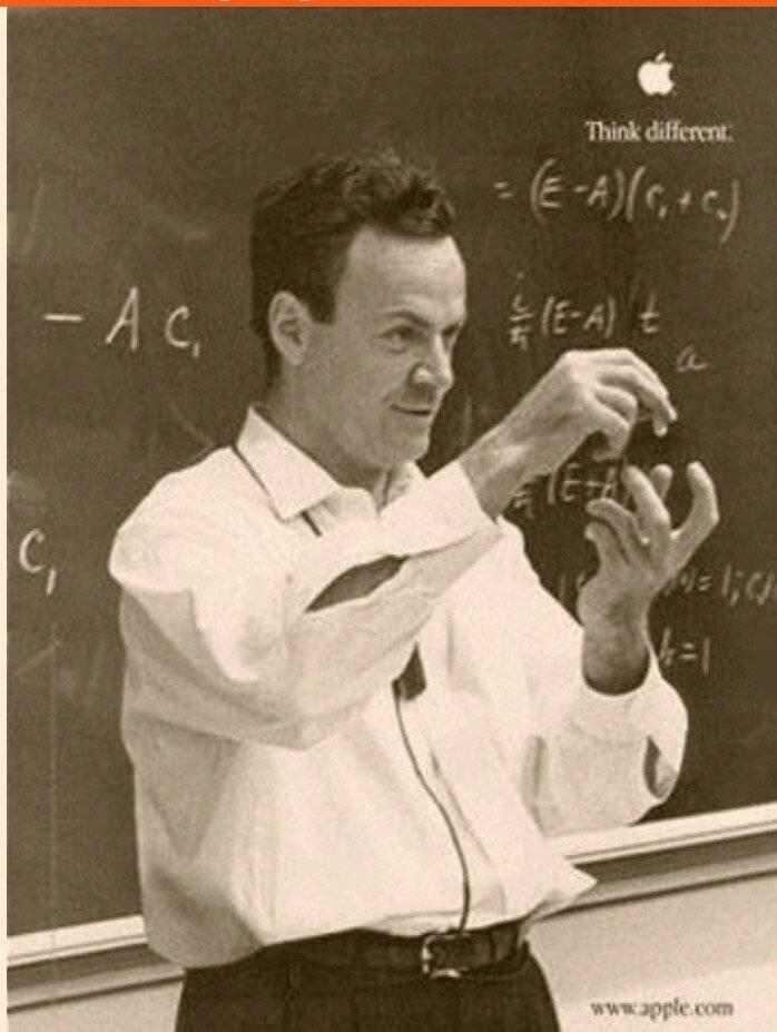 Фейнман, ричард филлипс :: ежевика – еврейская академическая вики-энциклопедия