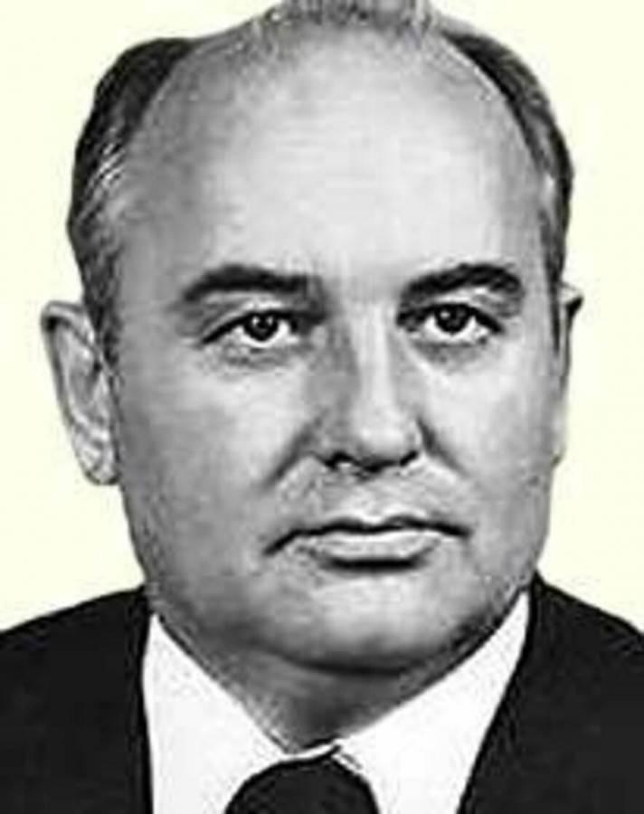Биография горбачева михаила сергеевича | краткие биографии