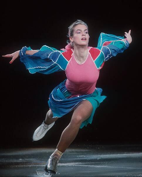 Чем прославилась катарина витт, самая сексуальная фигуристка, цикл зарубежные чемпионки вфигурном катании.  спорт-экспресс