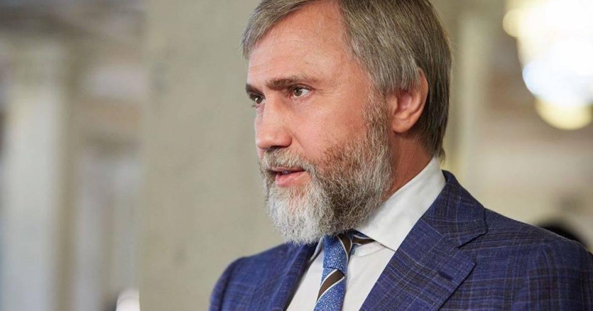 Биография Вадима Новинского