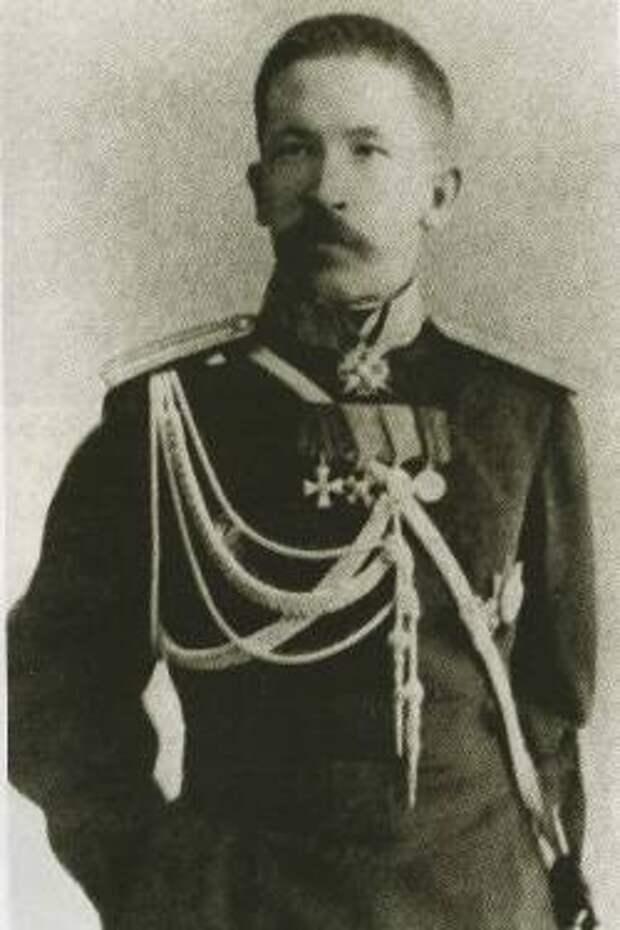 Корнилов лавр георгиевич :: командный состав :: первая мировая война