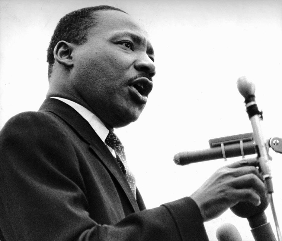 Мартин лютер кинг: как он боролся за права людей?