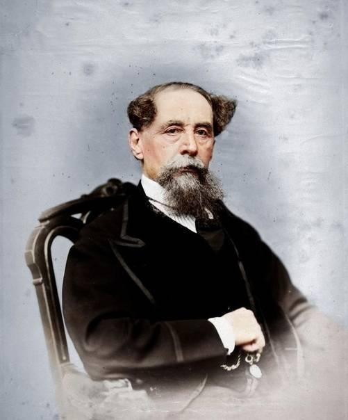 Чарльз диккенс