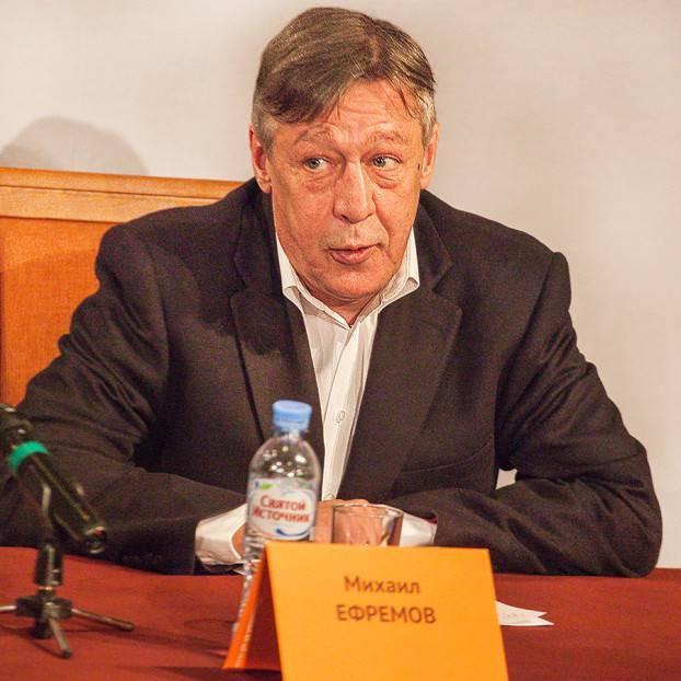 Олег ефремов: биография, личная жизнь