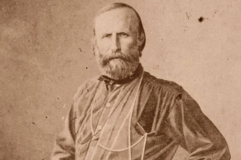 Гарибальди джузеппе 1807-1882. 100 великих военачальников