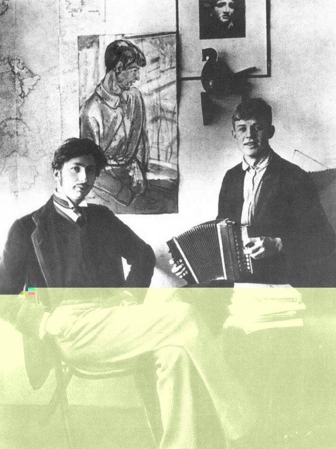 Презентация, доклад биография сергей городецкий